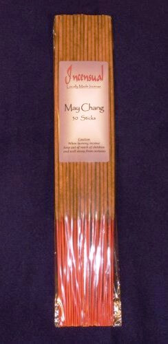 Incensual Incense - May Chang